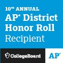 AP 10th Annual Honor Roll Recipient